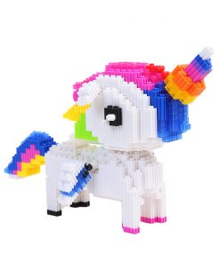 Lego Unicorn Girl