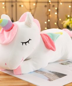 Giant Stuffed Unicorn Animal