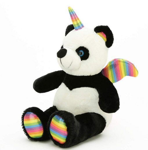 Unicorn Stuffed Animal Panda
