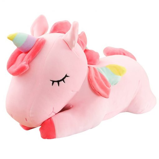 Giant Stuffed Unicorn Pillow