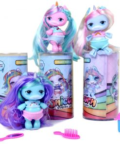 Unicorn Slime Doll