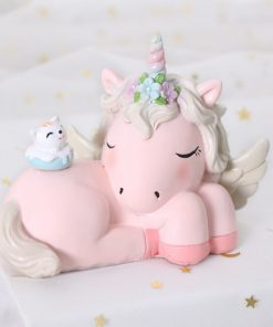 Unicorn Figurines Fat