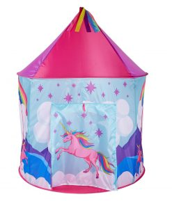 Unicorn Tent Play