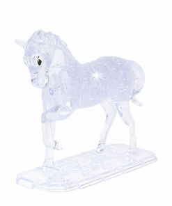 Unicorn Puzzle White