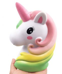 Squishy Unicorn Do The Justice