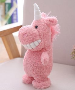Unicorn Stuffed Animal Pig