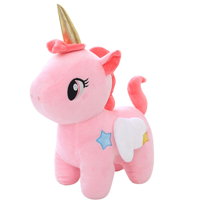 Unicorn Stuffed Animal Small