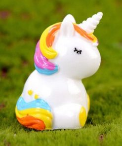 Unicorn Figurines For Cake