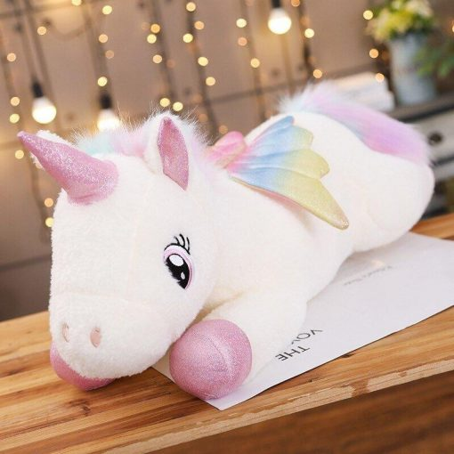 Large Stuffed Animal Unicorn