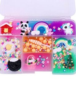Cheap Unicorn Slime Box Kit