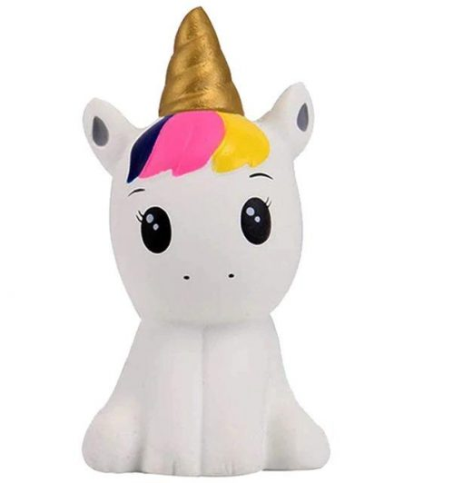 Cheap Kawaii Unicorn Mini Squishy