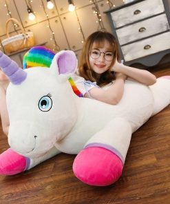Unicorn stuffed animal 40 100 cm