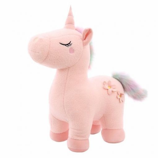 Unicorn stuffed animal 70cm