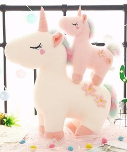 Baby Unicorn Stuffed Animal
