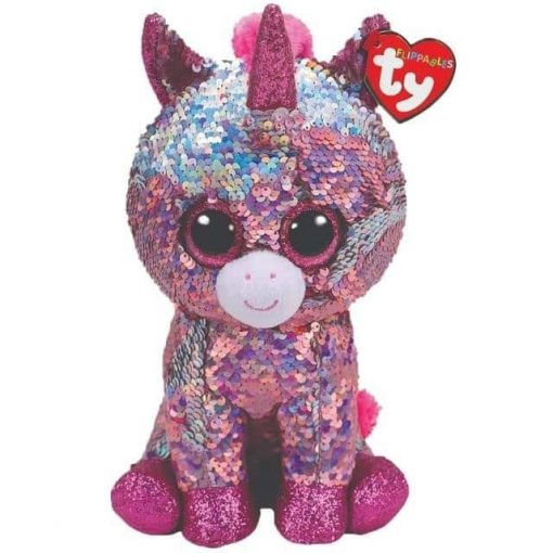 Shiny Unicorn Stuffed Animal