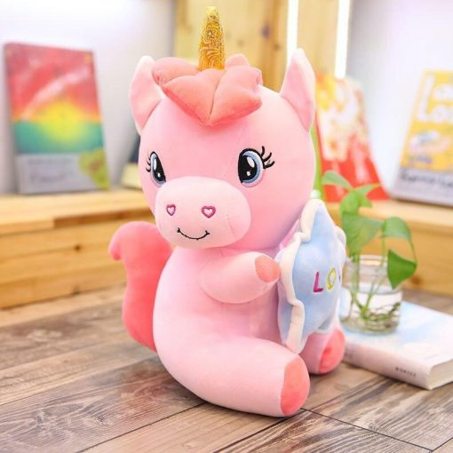 Cute Unicorn Stuffed Animal