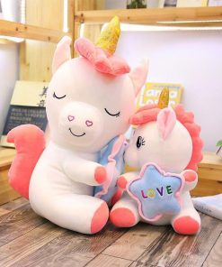 Unicorn Stuffed Animal Gift