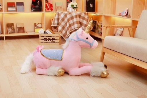 Unicorn Stuffed Animal Magic Horse