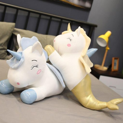Mermaid Unicorn Stuffed Animal