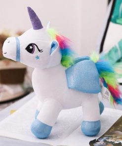 Winged Unicorn Stuffed Animal Toy