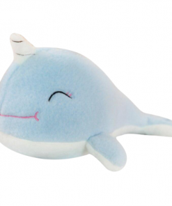 Blue Whale Unicorn Stuffed Animal