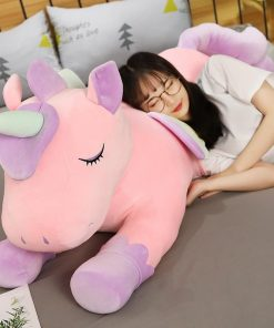 Unicorn stuffed animal xl