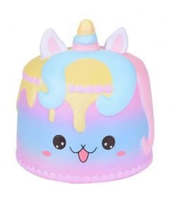 Squishy Unicorn Cake Kawaii