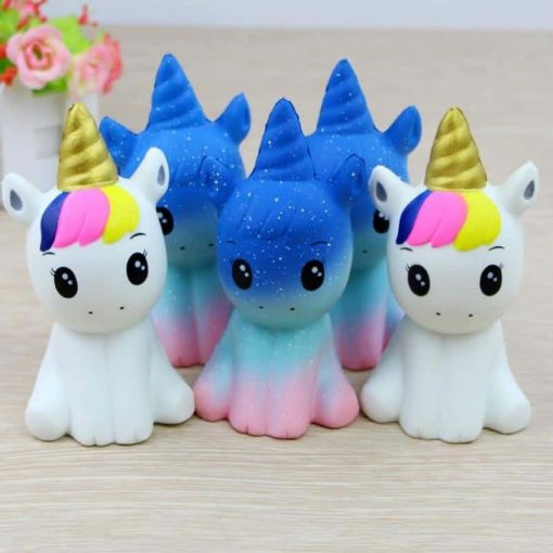 Choice Galaxy Unicorn Squishy