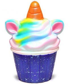 Cheap Kawaii Ice Cream Unicorn Squishy