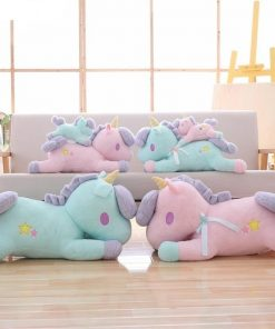 Big Unicorn Stuffed Animal